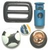 Asstored Plastic Buttons 1/2 Lb.